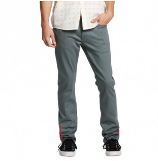 Pantalón Volcom: VORTA 5 POCKET SLUB (FIR GREEN)