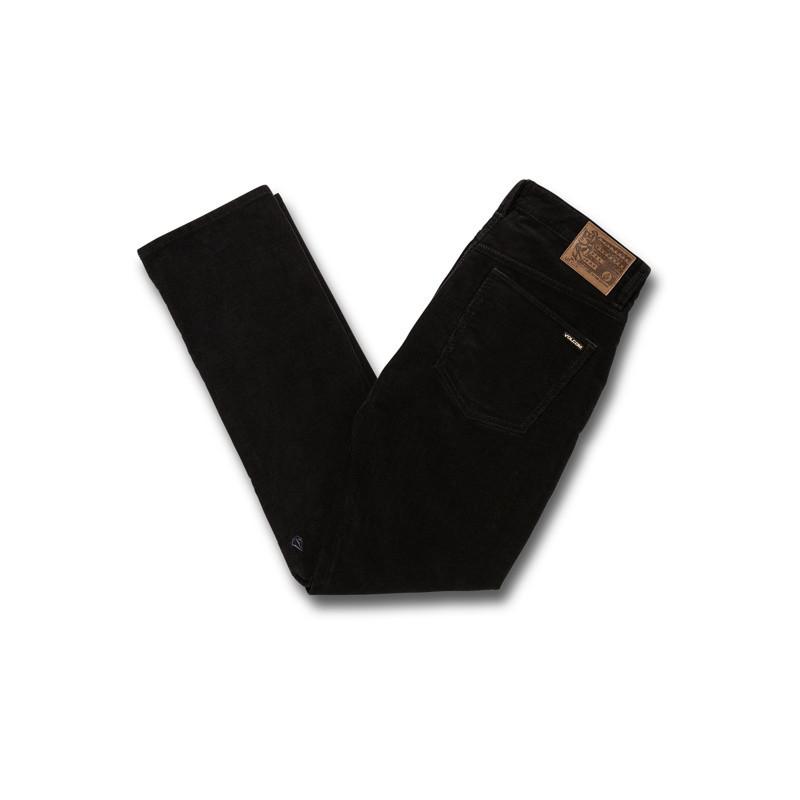 Pantalón Volcom: VORTA 5 POCKET CORD (BLACK)