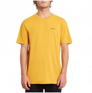 Camiseta Volcom: CRASS BLANKS LTW SS (INCA GOLD) Volcom - 1