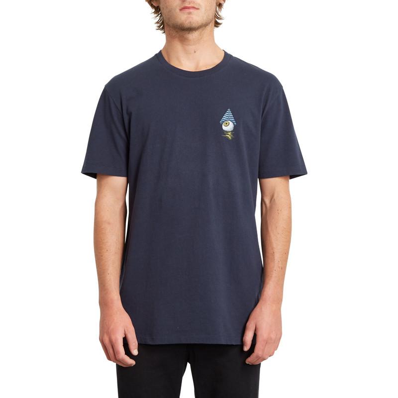 Camiseta Volcom: RETNATION LTW SS (NAVY)