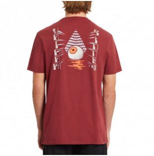 Camiseta Volcom: RETNATION LTW SS (PORT) Volcom - 1