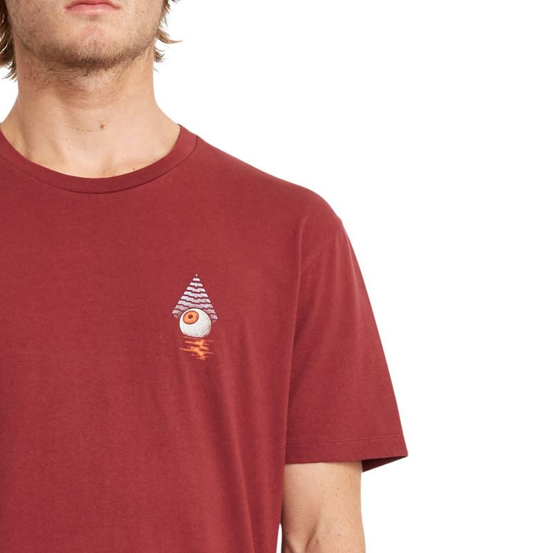 Camiseta Volcom: RETNATION LTW SS (PORT)