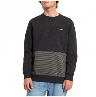 Sudadera Volcom: FORZEE CREW (HEATHER BLACK) Volcom - 1