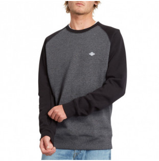 Sudadera Volcom: HOMAK CREW (HEATHER GREY) Volcom - 1