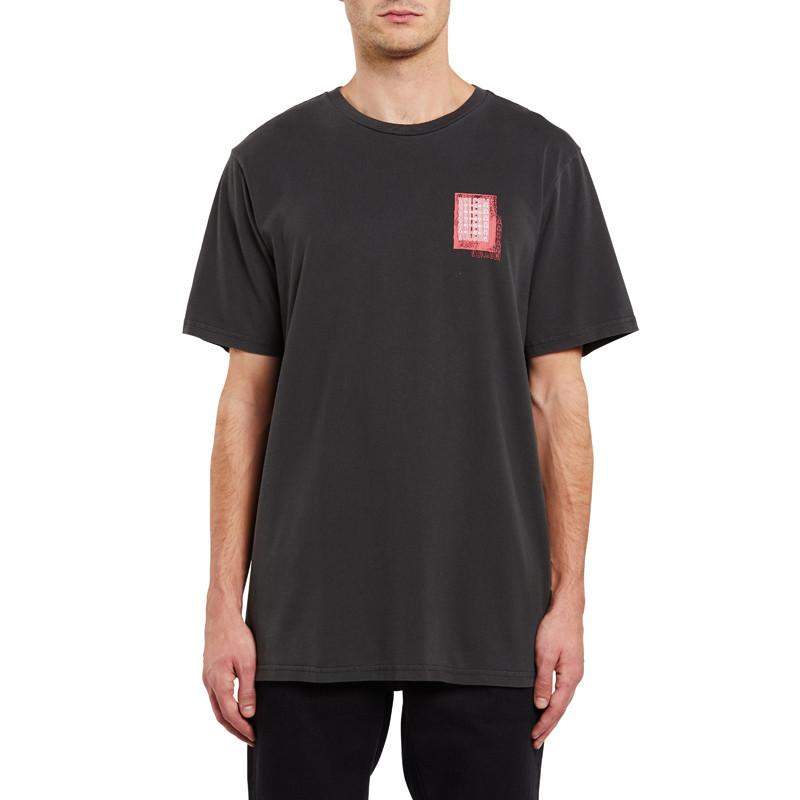 Camiseta Volcom: CONCUSSION S/S TEE (BLACK)