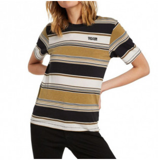Camiseta Volcom: DOING FINE SS (VINTAGE GOLD) Volcom - 1