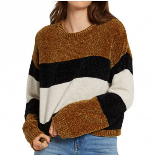 Jersey Volcom: BUBBLE TEA SWEATER (VINTAGE GOLD) Volcom - 1