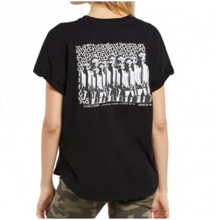 Camiseta Volcom: BREAKNOT SS (BLACK) Volcom - 1