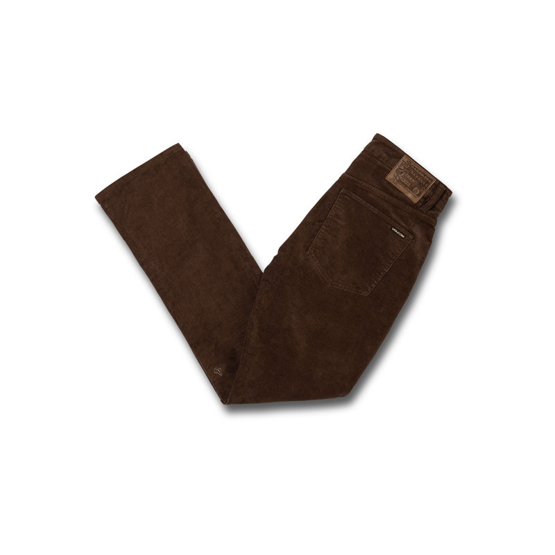 Pantalón Volcom: VORTA 5 POCKET CORD (VINTAGE BROWN)