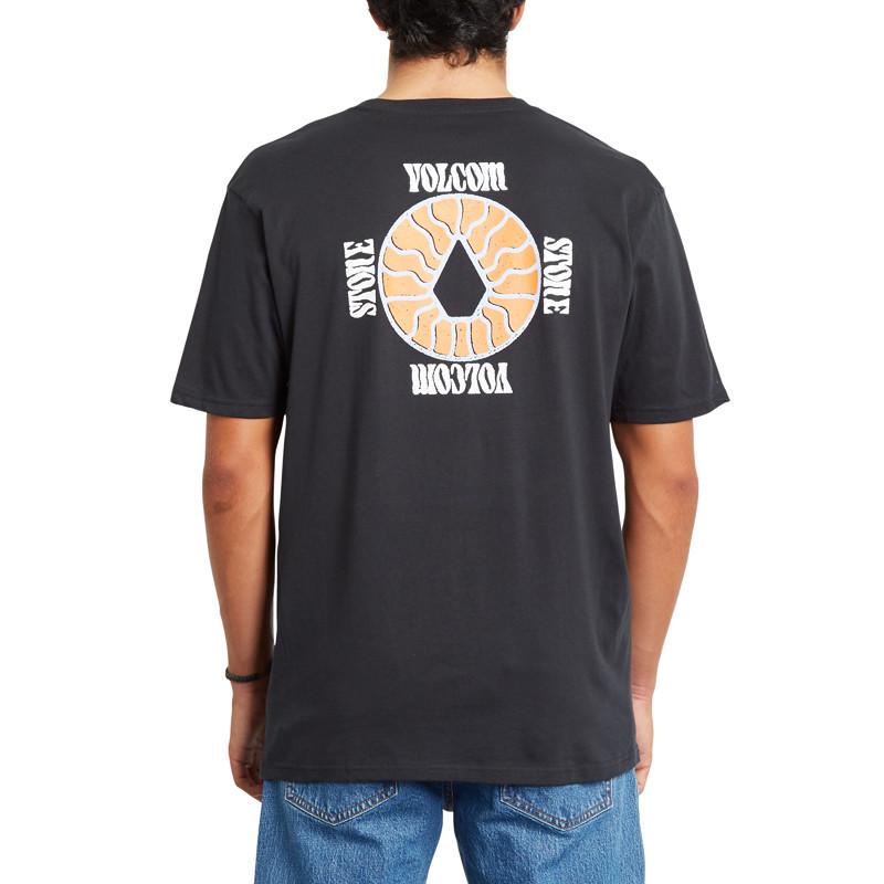 Camiseta Volcom: SURPRISE BSC SS (BLACK)