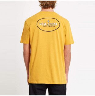 Camiseta Volcom: VORBIT LTW SS (INCA GOLD) Volcom - 1