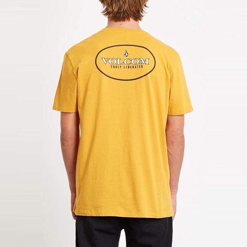 Camiseta Volcom: VORBIT LTW SS (INCA GOLD)