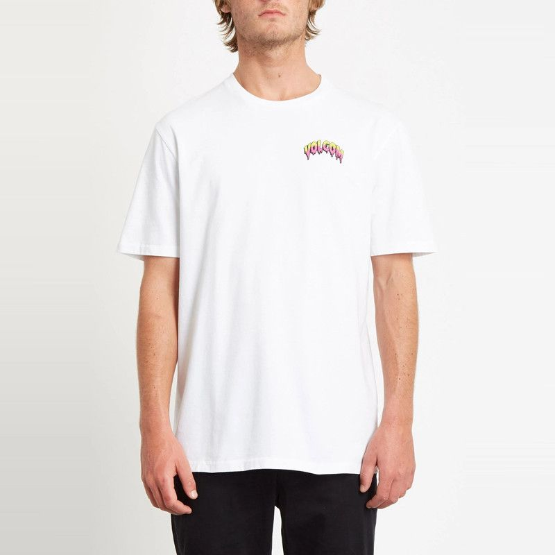 Camiseta Volcom: MICHAEL WALRAVE FA SS (WHITE)