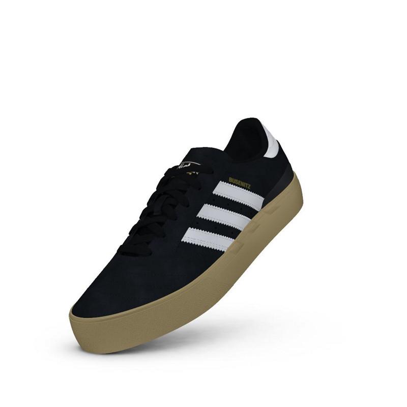 Zapatillas Adidas: BUSENITZ VULC II (NEGRO BÁSICO GUM)