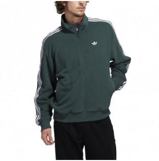 Sudadera Adidas: BOUCLETTE JKT (VERDE MINERAL) Adidas - 1