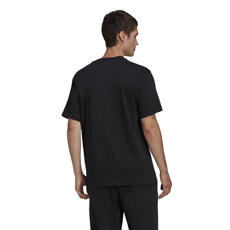 Camiseta Adidas: SS G SHMOO TEE (NEGRO)