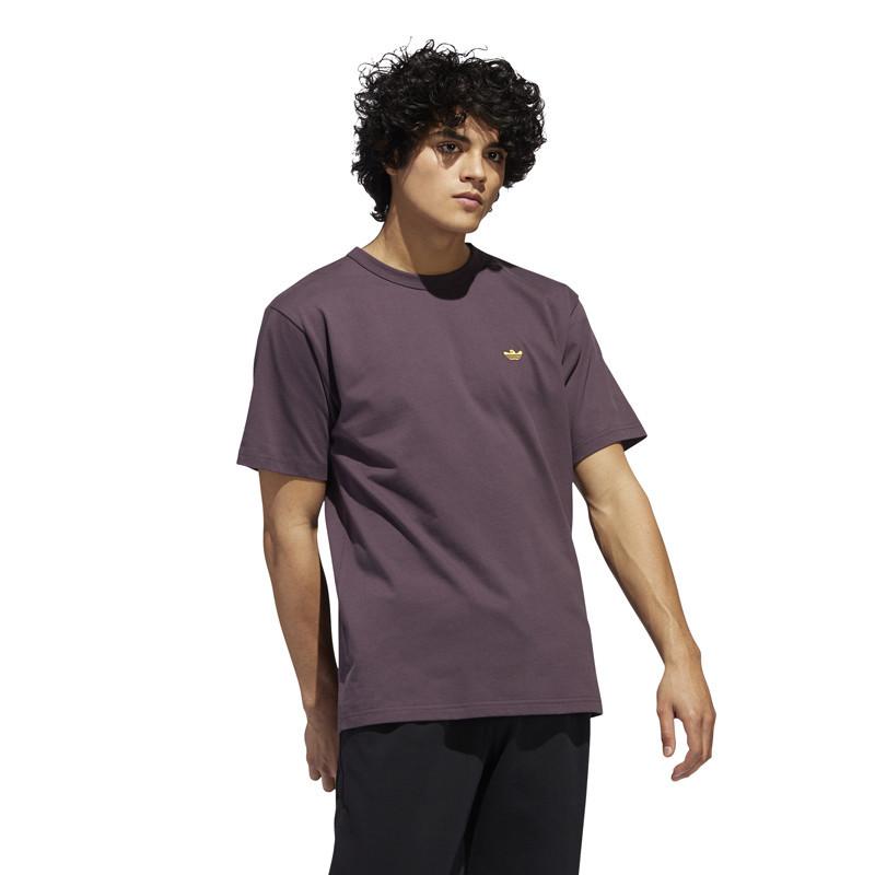 Camiseta Adidas: H SHMOO SS TEE (ROJO MINERAL)