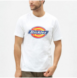 Camiseta Dickies: HORSESHOE TEE MEN (WHITE)