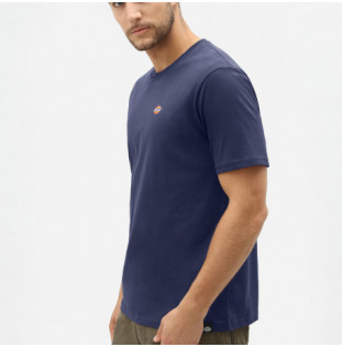 Camiseta Dickies: STOCKDALE REGULAR T-SHIRT (NAVY BLUE)