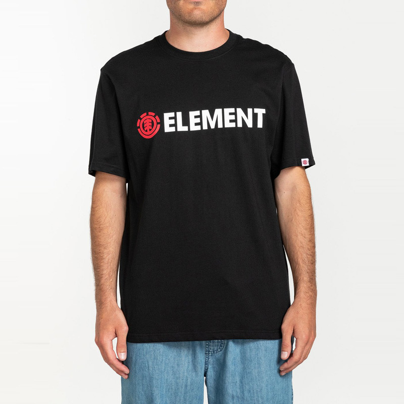 Camiseta Element: BLAZIN SS (FLINT BLACK)