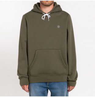 Sudadera Element: CORNELL CLASSIC HO (ARMY) Element - 1