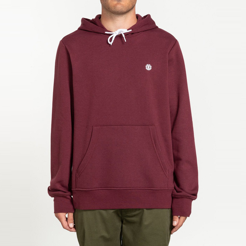 Sudadera Element: CORNELL CLASSIC HO (VINTAGE RED)