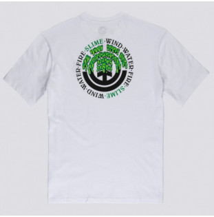 Camiseta Element: PROTON SEAL SS (OPTIC WHITE) Element - 1