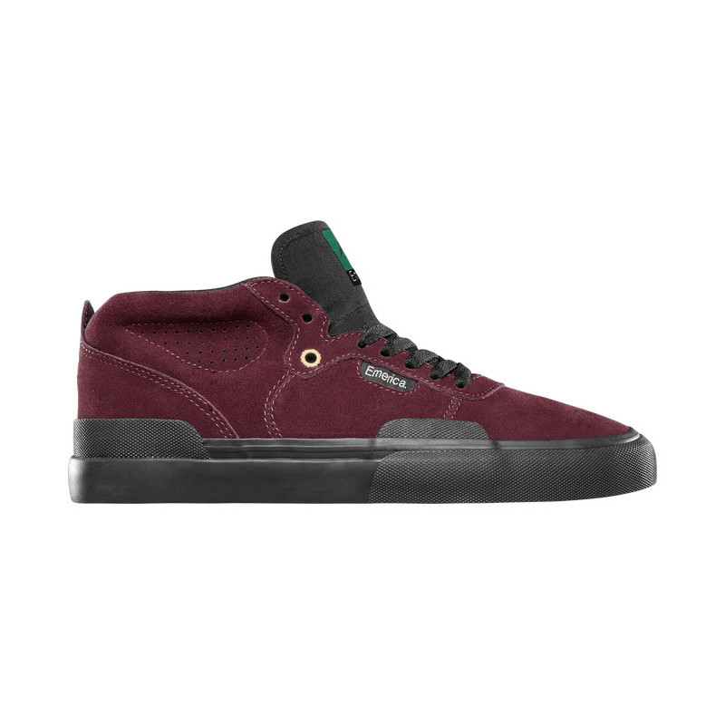 Zapatillas Emerica: PILLAR (OXBLOOD)