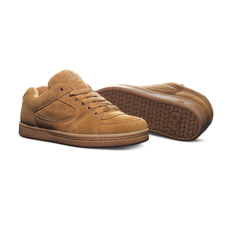 Zapatillas Es: ACCEL OG (BROWN GUM)