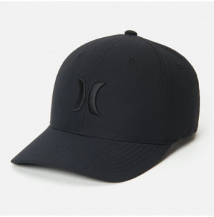 Gorra Hurley: DRI FIT ONE AND ONLY 20 HAT (BLACK BLACK) Hurley - 1