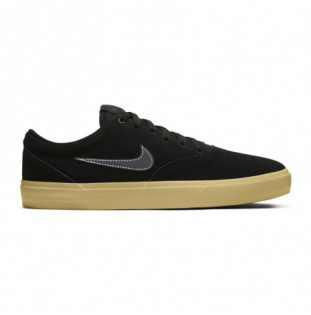 Zapatillas Nike: Charge Suede (BLK ANTHRACITE BK GM LT BRW) Nike - 1