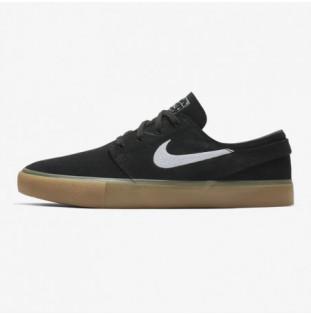 Zapatillas Nike: Zoom Janoski RM (BLK WHT BLK GUM LGT BRW) Nike - 1