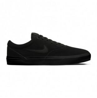 Zapatillas Nike: Charge Suede (BLACK BLACK BLACK) Nike - 1