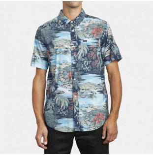 Camisa RVCA: PARADISO SS (MULTI)
