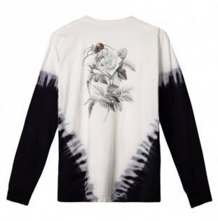Camiseta HUF: WIDOW LS TEE (WHITE) HUF - 1