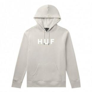 Sudadera HUF: ESSENTIALS OG LOGO PO HOODIE (UNBLEACHED) HUF - 1