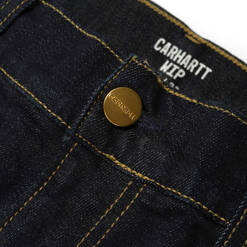 Pantalón Carhartt: Rebel Pant (Blue one wash)