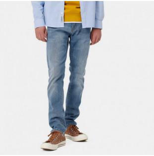 Pantalón Carhartt: Rebel Pant (Blue mid used wash) Carhartt - 1