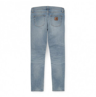 Pantalón Carhartt: Rebel Pant (Blue light used wash) Carhartt - 1