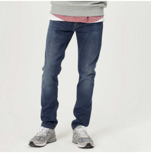 Pantalón Carhartt: Rebel Pant (Blue dark worn wash) Carhartt - 1