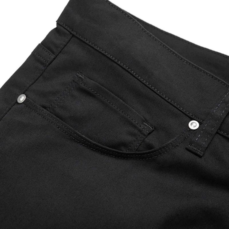 Pantalón Carhartt: Vicious Pant (Black rinsed)