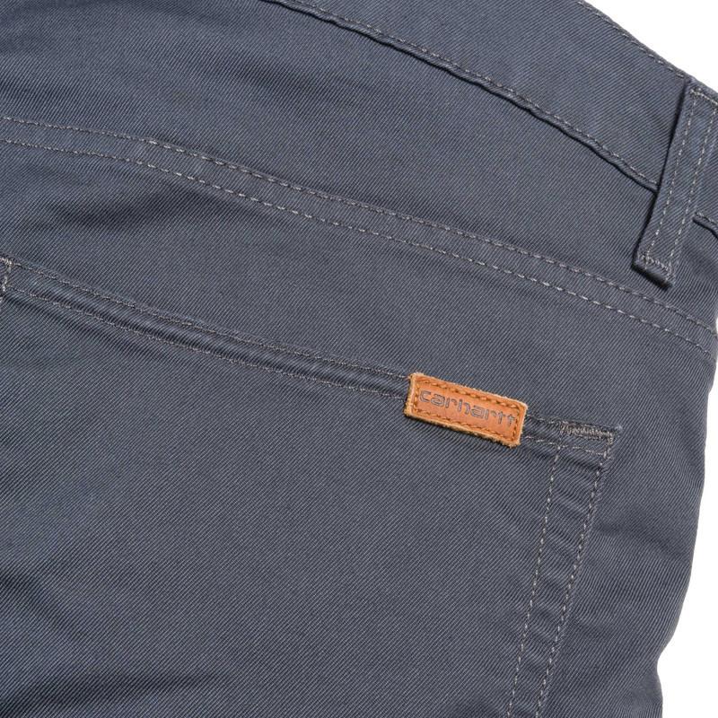 Pantalón Carhartt: Vicious Pant (Blacksmith rinsed)