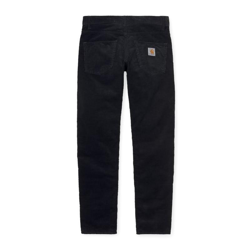 Pantalón Carhartt: Klondike Pant (Black rinsed)