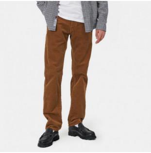 Pantalón Carhartt: Klondike Pant (Hamilton Brown rinsed) Carhartt - 1