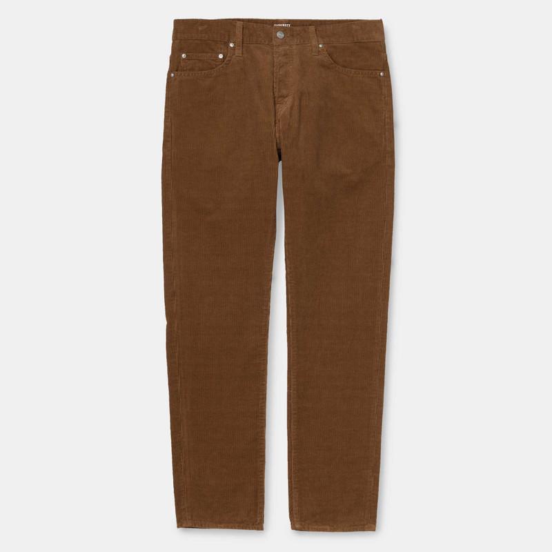 Pantalón Carhartt: Klondike Pant (Hamilton Brown rinsed)