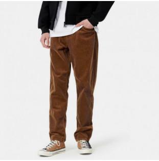 Pantalón Carhartt: Newel Pant (Hamilton Brown rinsed) Carhartt - 1