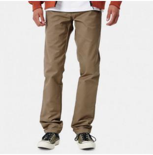 Pantalón Carhartt: Sid Pant (Leather rinsed) Carhartt - 1
