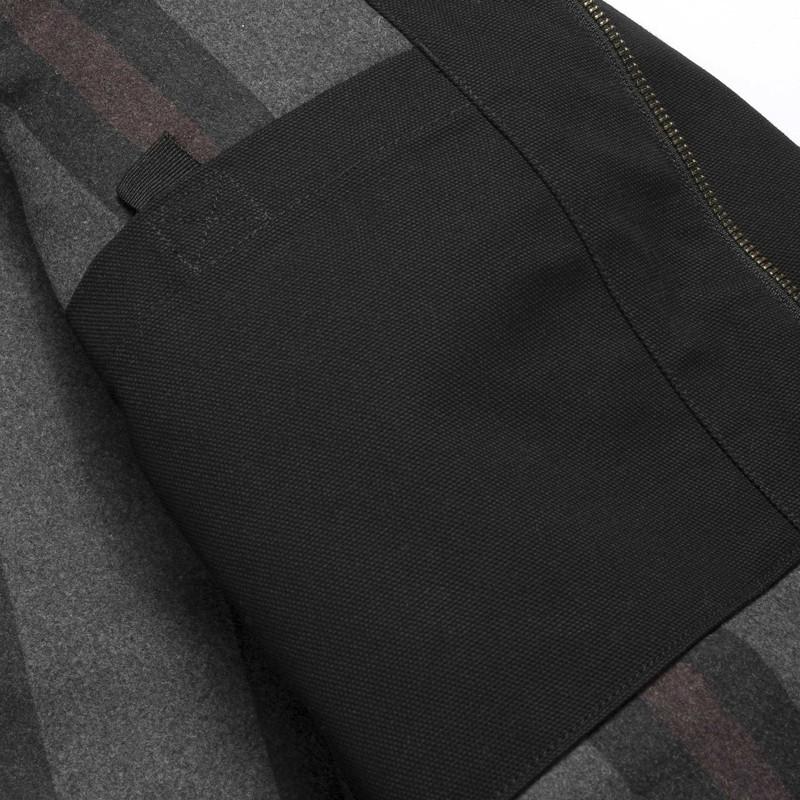 Chaqueta Carhartt: Detroit Jacket (Black rigid)