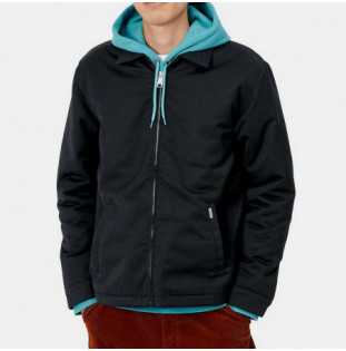 Chaqueta Carhartt: Modular Jacket (Black rinsed) Carhartt - 1