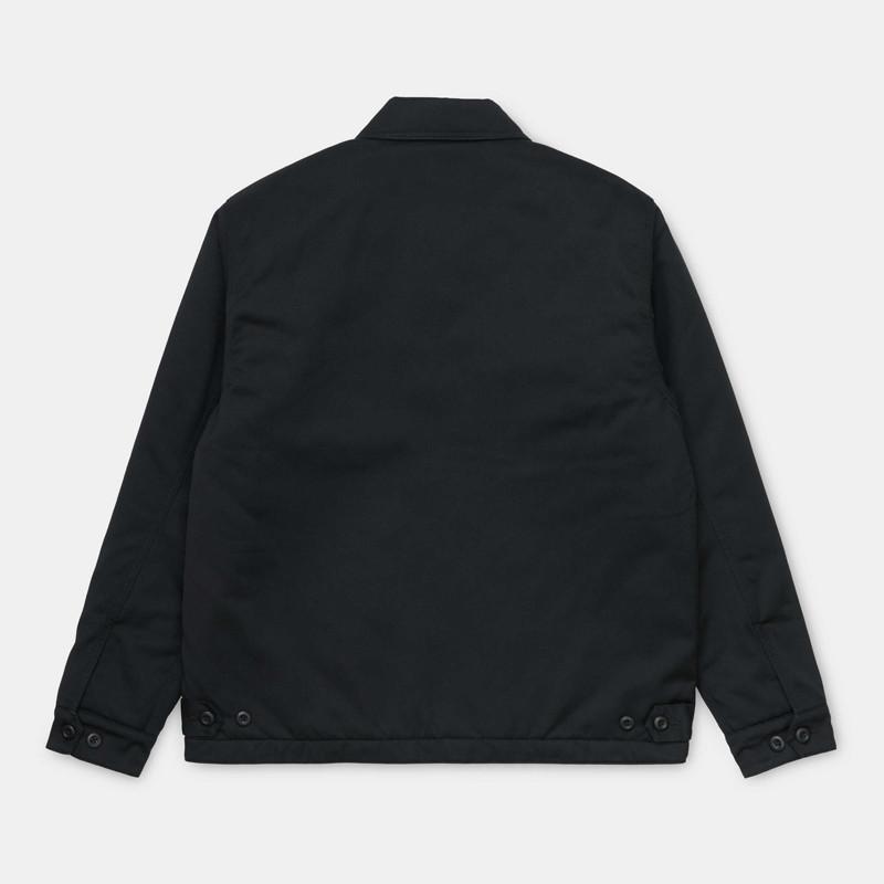 Chaqueta Carhartt: Modular Jacket (Black rinsed)